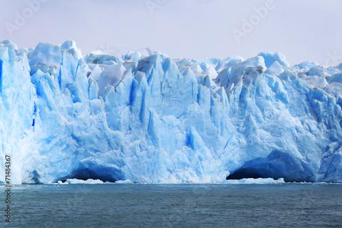 Ice Cave at the glacier - 71484367