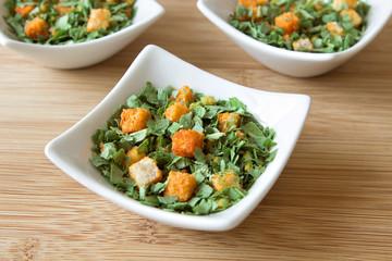 Salat Kräuter
