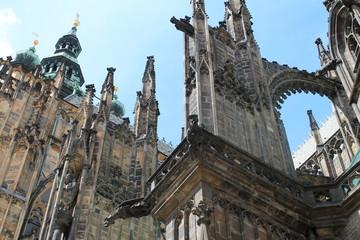 Praga - Katedra św. Wita
