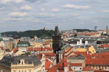 Praga - Brama prochowa