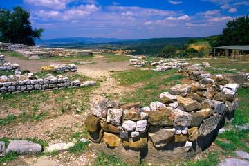 parco degli etrusti area archeologica di roselle grosseto