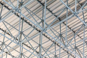 Design of steel roof , background