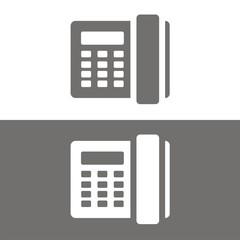 Icono centralita telefónica BN