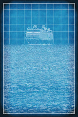 Plan your cruise travel background