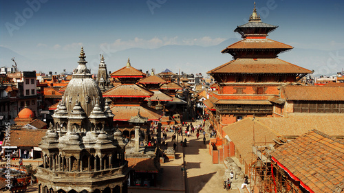 Zdjęcia na płótnie, fototapety, obrazy : Kathmandu