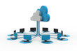 Concepts cloud computing devices - 71491383