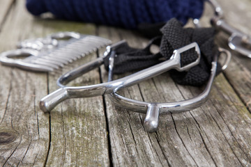 Equestrian sport accessories