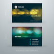 Zdjęcia na płótnie, fototapety, obrazy : Vector abstract creative business card template. Eps10