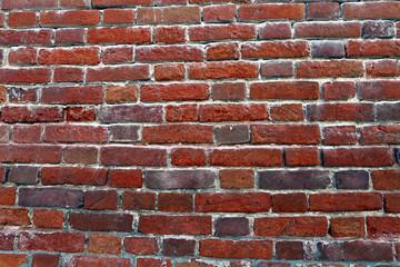 Texture of a brick wall