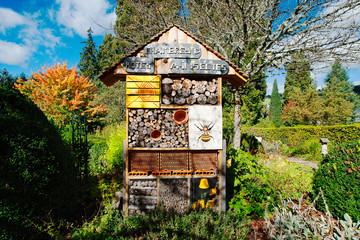 chambres d' hotes à insectes