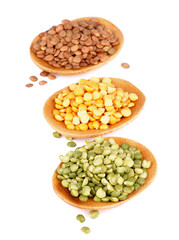 Pea and Lentils
