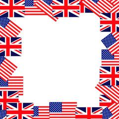English background