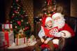 children santa