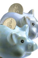 Spardose Piggy bank Salvadanaio Cochon tirelire