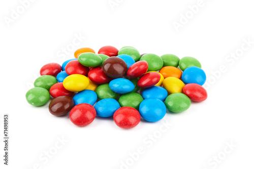 Papiers peints Macarons candies