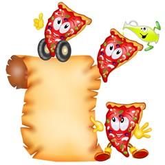 pizza asporto pergamena bis
