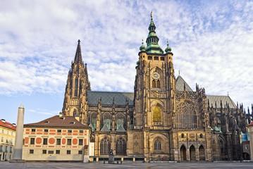 Prague Saint Vitus Cathedral