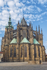 Prague Saint Vitus Cathedral