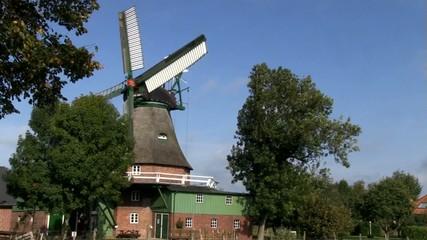 """Windmühle """"Gott mit uns"""" in Eddelak"""