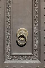 Door of arabic palace