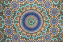 Marocaine vintage background de carreaux