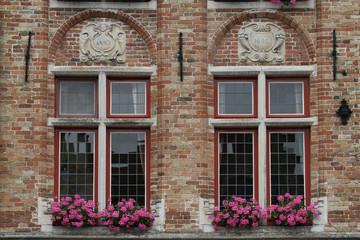 mittelalterliche Fenster