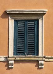 Window from Verona, Italy