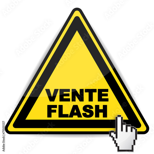Vente flash icon stock image and royalty free vector files on fot - Vente flash internet ...