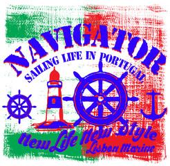 Portugal sailor design