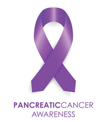 pancreatic cancer ribbon