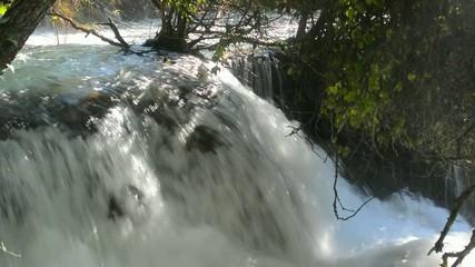 Naturwunder Wasserfall