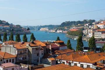 Porto, Hafen, Hafenanlage