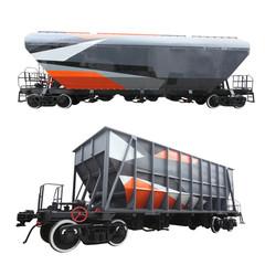 goods wagon