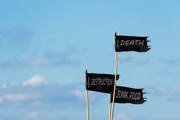 junk flags