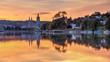 Truro Cornwall England Sunset - 71509326