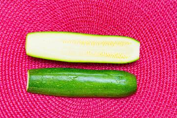 Zucchini Cucurbita pepo,