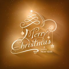 1410003_Calligraphy_Merry_Christmas_Typography_Handwriting_Card