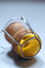 champagne or sparking wine cork