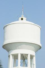 big water supply tank