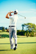 Leinwanddruck Bild - Golf