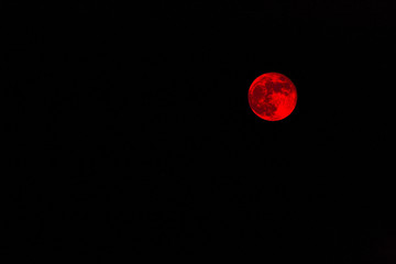 Blood Red Moon