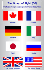 The Flags of Eight