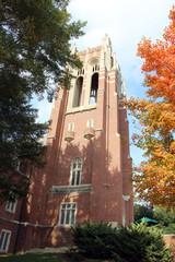 Boatwright Memorial Library bell tower, Richmond, VA