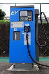 電気自動車の充電器1