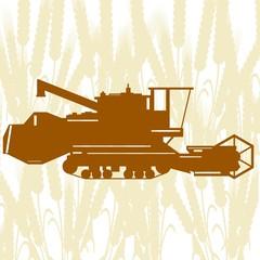 Combine Harvester-2
