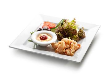 Tempura Food