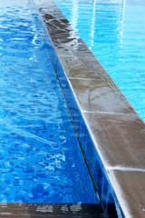 Swimming pool - poolside