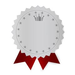 メダル 王冠 フレーム