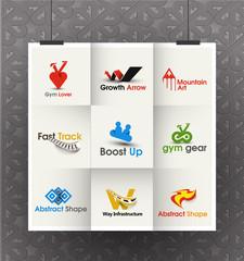 Collection of Vector Logo Design