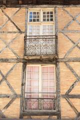 Charming French Windows
